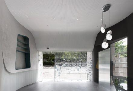 上海·Rejuve Lab皮肤管理中心设计 / Mur Mur Lab