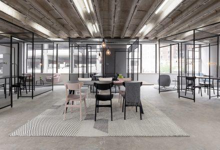 纽约Sharecuse共享办公室设计
