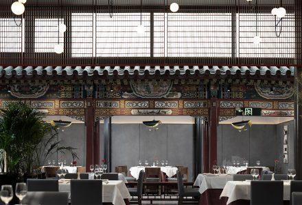 北京·簋街胡大饭馆改造设计 / IN·X屋里门外