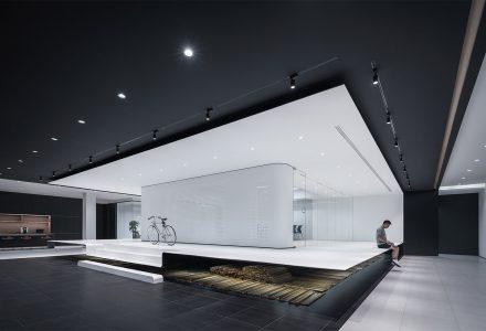 """上海·""""原世博会案例联合馆3""""顶层空间改造设计"""