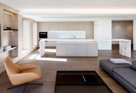 旧金山银行家公寓设计