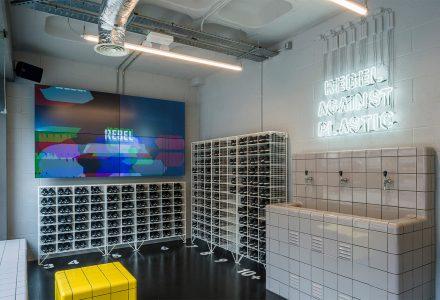 伦敦·1Rebel Bayswater健身房设计 / Studio C102