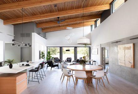 温哥华融合双重风格的Curio独栋别墅设计