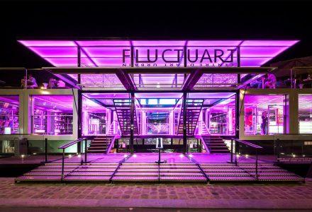 巴黎·Fluctuart城市艺术中心展厅设计