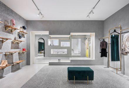 安徽芜湖·O.T.S时装店设计 / 有寻建筑