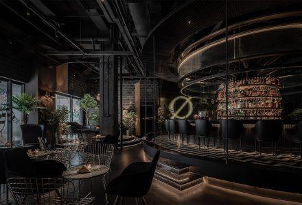 南京·PLUTO咖啡店+酒吧(河西店) / 三厘社