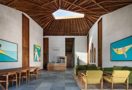 巴厘岛Puri Bukit海景别墅设计