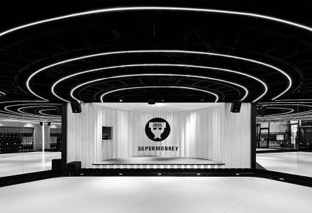 广州·超级猩猩SUPERMONKEY健身中心 / GLC杰奥斯