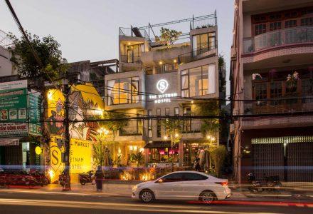 越南岘港·The VietNam Hostel青年旅舍