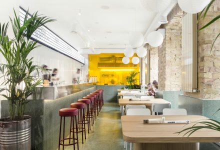 乌克兰基辅·Tiger Kyiv休闲餐厅设计