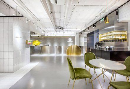 上海·YUAN·Space美甲体验店设计 / TOWOdesign堂晤
