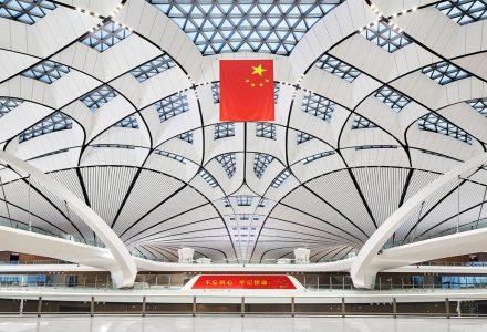 北京·大兴国际机场设计 / 扎哈·哈迪德