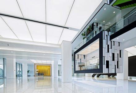上海巨人网络二期办公室设计 / BNJN本真设计