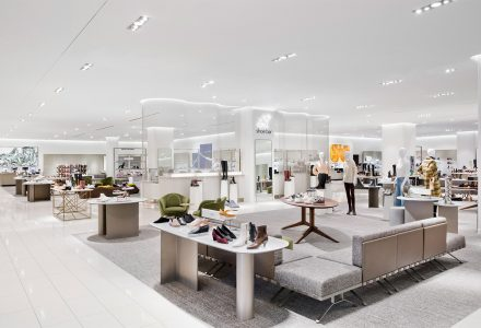 纽约·诺德斯特龙Nordstrom高端连锁购物中心