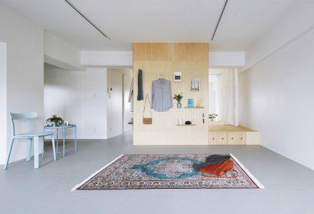 大阪千里公寓楼改造设计