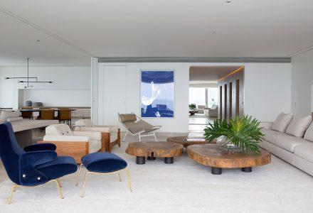 里约热内卢依帕内玛海滩RS度假公寓设计