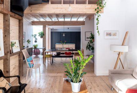 南非开普敦120年历史房屋改造设计