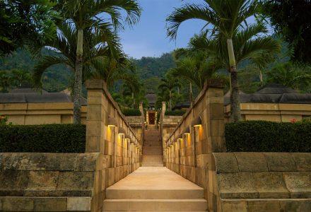 印度尼西亚·安缦齐和(Amanjiwo)精品度假酒店