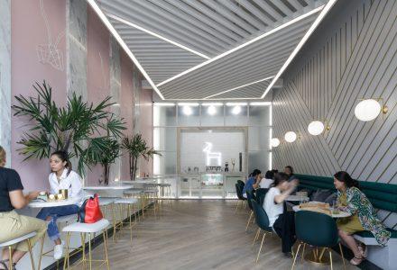 墨西哥·Antilope Café品牌咖啡店设计