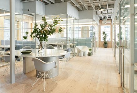 旧金山Canopy共享办公室设计