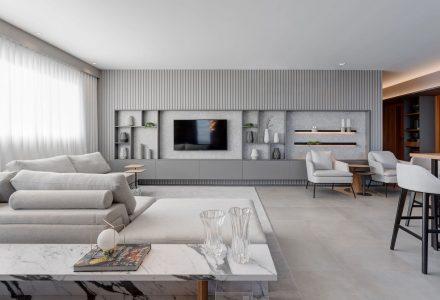 巴西Capri现代简约家居设计