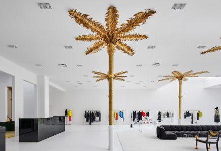 巴塞罗那·Darial精品复合空间体验店设计