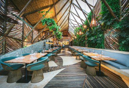 巴西·热带风格Ello酒吧餐厅设计