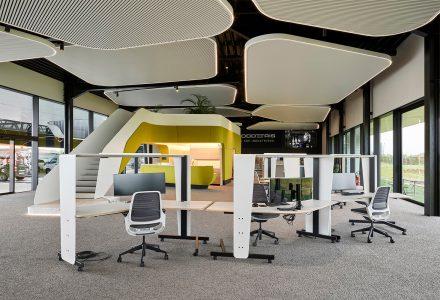 比利时Goddeeris公司总部办公楼设计