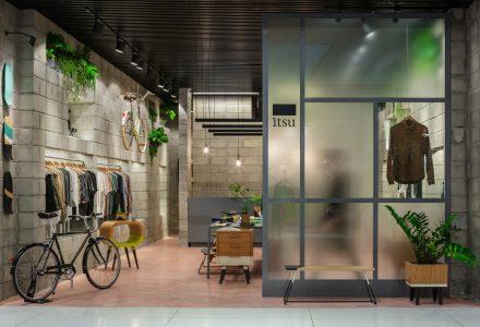 里约热内卢·ITSU品牌服装店设计