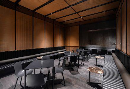 成都·La casetta意大利酒吧餐厅 / Atelier8