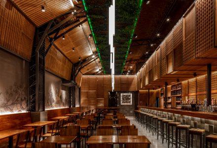 阿根廷·The Nim Bar啤酒酒吧设计