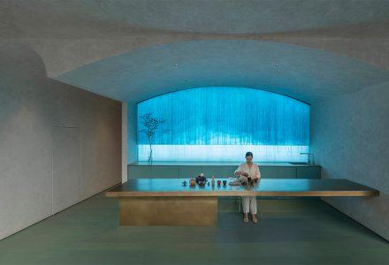 """北京·""""水相事务所""""全球首家NOESA细胞水疗中心 / 水相设计"""