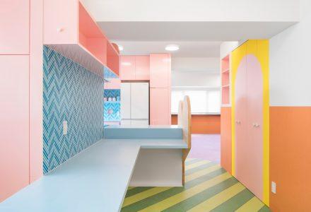 东京Nagatacho·2020年奥运村公寓设计