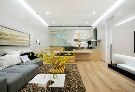 香港银线湾住宅改造设计