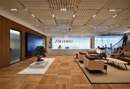 """""""资生堂""""新加坡办公中心设计 / HASSELL"""