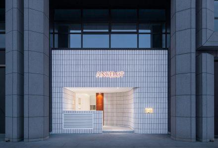 杭州·ANGELOT法式甜品店 / SAY ARCHITECTS