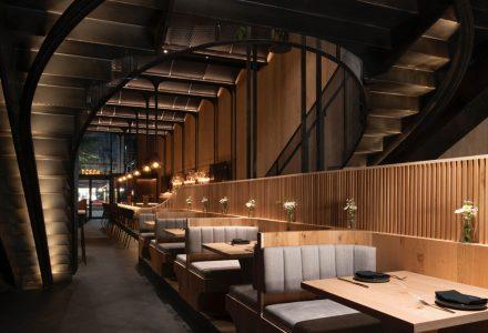 纽约·ASSET酒吧餐厅设计