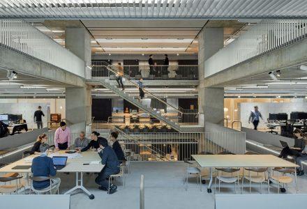 """悉尼""""Arup奥雅纳""""建筑工程公司办公室 / HASSELL"""