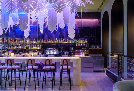 俄罗斯罗斯托夫·BOSFOR休闲餐厅设计