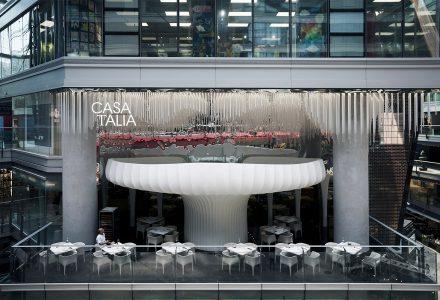 北京·CASA TALIA by TIAGO西餐厅(侨福芳草地店) / CAA