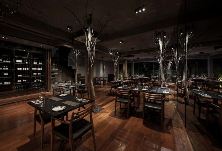 泰国曼谷·Cuisine de Garden BKK主题餐厅设计