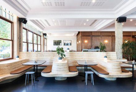 澳大利亚堪培拉·Highroad休闲餐饮空间