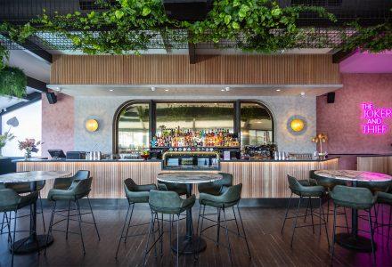 澳大利亚·Joker&Thief酒吧餐厅设计