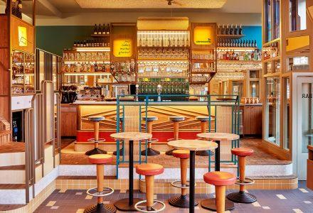 荷兰阿姆斯特丹·La Cervecería西班牙风情酒吧
