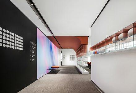 武汉·保利沃利POLY VOLY办公空间设计