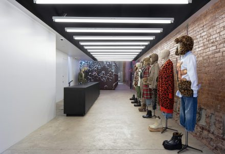 纽约SOHO区·R13 Denim潮流品牌旗舰店