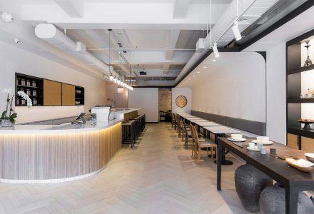 纽约曼哈顿·Sage Collective茶馆+酒吧