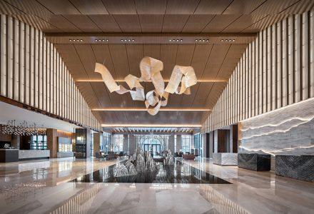 北京世园凯悦五星级酒店 / CL3思联建筑