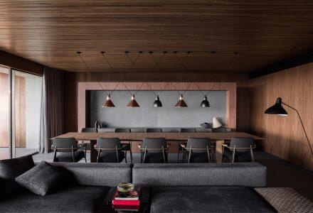 圣保罗Flat 12精品公寓设计 / Studio MK27