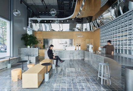 苏州·Single Patch咖啡店(苏悦广场店) / TAILOR WEY